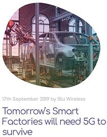 Tomorrows Smart Factories