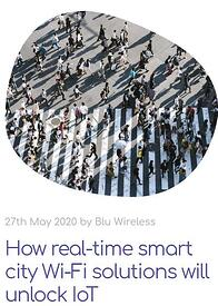 real-time smart city wifi
